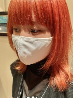 マスクメイクのこだわるポイント!