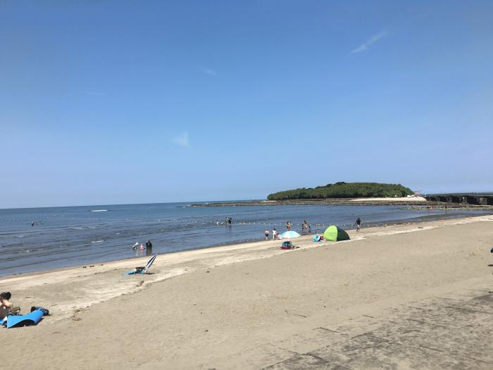 青島ビーチ.JPG