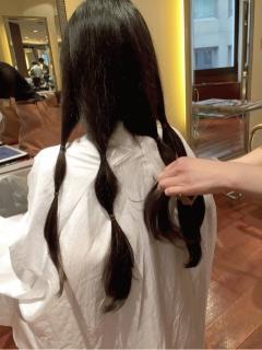 切った髪の毛を寄付できるってホント?