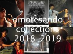 本日8.28★世界へ発信するヘアショー omotesando collection 2018-2019