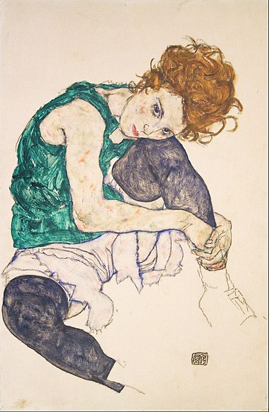 392px-Egon_Schiele_-_Seated_Woman_with_Legs_Drawn_Up.jpg