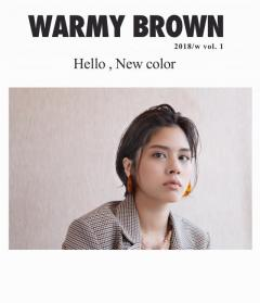 WARMY BROWN