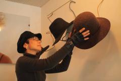 ヘアと帽子の関係性
