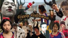 本日はハロウィン仮装営業になります!
