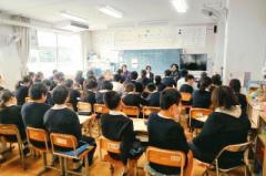 プロフェッショナルプロジェクト@奈良県葛木市立新庄北小学校