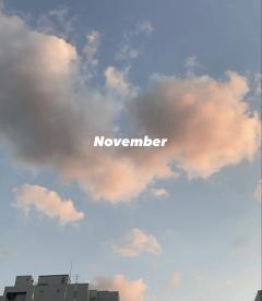 11月スタイリスト定休日と公休のお知らせ