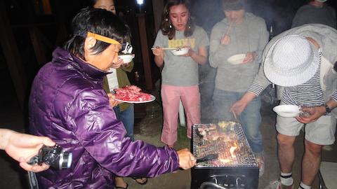 赤穂キャンプ