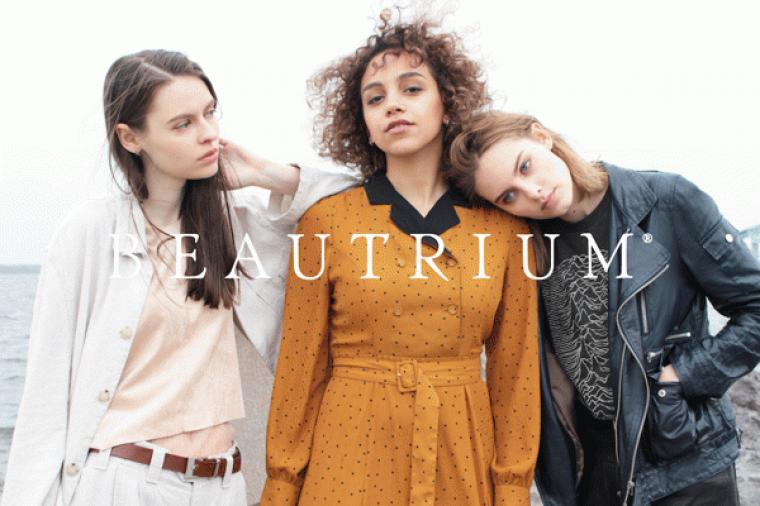 BEAUTRIUM GINZA PV COLLECTION vol.1 2019AW         by スタイリスト 上村 東田 丹羽