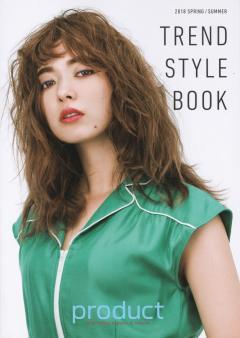 WWD BEAUTY「TREND STYLE BOOK」product 発行⭐︎